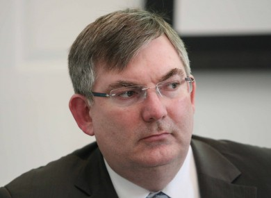 Kevin Cardiff, the former secretary-general of the Department of Finance, who has been nominated for the European Court of Auditors by the government