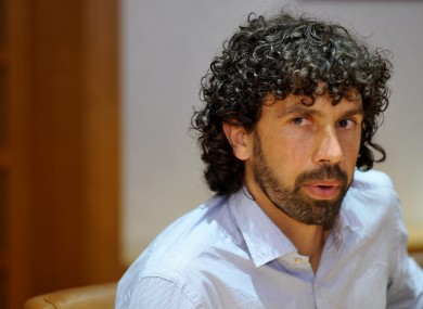 Tommasi had a successful football career before becoming head of the Players' Association.