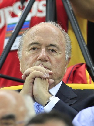 Blatter has faced renewed calls for his resignation.