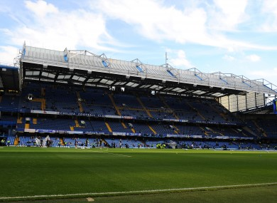 Farewell to the Bridge? NAMA is reportedly in talks to sell off the Battersea Power Station - which could lead to Chelsea FC vacating Stamford Bridge.