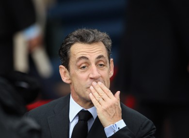 Sarkozy has made a series of gaffes in recent weeks