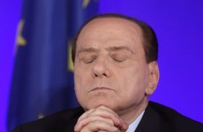 Berlusconi facing crucial vote as fears grow over Italy
