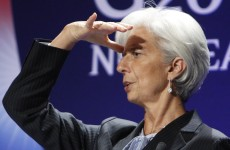 Lagarde warns of 'lost decade' unless European crisis is fixed