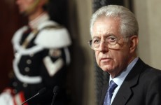 Italy offloads €3bn in bonds after appointment of 'Super Mario' Monti