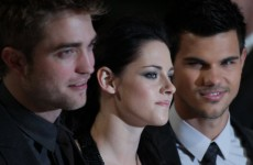 Twilight Breaking Dawn film blamed for seizures