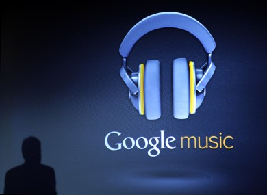 The Google Music service was launched in LA yesterday