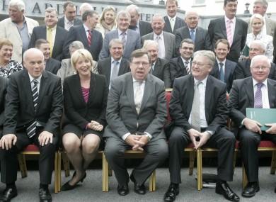 Fianna Fáil Parliamentary Party Think-In, September 2010