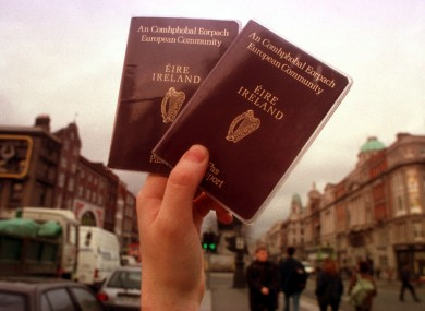 Cork people could cement their image as a breakaway republic by getting their own passports
