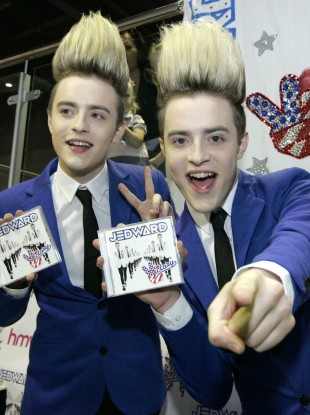 Jedward will be making dreams come true this Christmas on RTÉ
