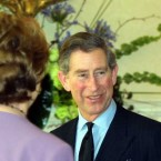 Prince Charles visited the Áras back in 2002.