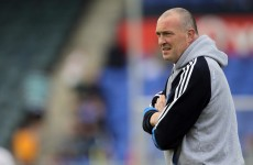 'I always wanted to stay with Dublin' – Gilroy
