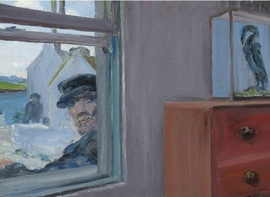 Sailor Home from Sea by Jack Butler Yeats sold for over €85,000.