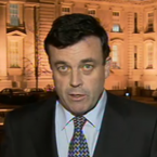 18 November 2010: Finance Minister Brian Lenihan appeared on RTÉ Six Once News, conceding that the banking sector needed external assistance in order to stay in operation. (RTE Six One News)
