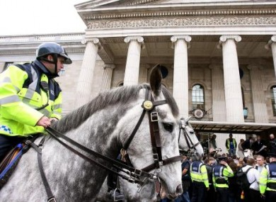 An Garda Síochána has requested an exception so it can replace the head of its mounted unit. The matter is currently