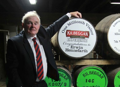 Cooley Distillery founder John Teeling