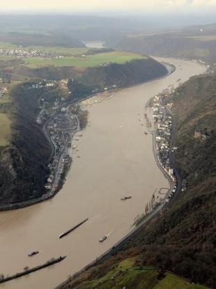 File photo of the River Rhine