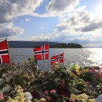 The massacre of scores of people on Utoya island and in Oslo horrified the normally stable society of Norway - especially when the chief suspect turned out to be a lone Norwegian called Anders Behring Breivik. (AP Photo/Lefteris Pitarakis)