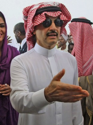Prince Al-Waleed bin Talal Bin Abdulaziz Alsaud