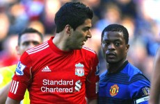 No decision on Suarez-Evra race row until next week