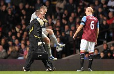 McLeish hopes for Given's speedy recovery