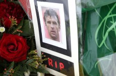 Private funeral for Wales manager Gary Speed