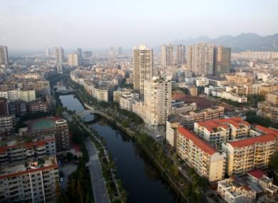 Chongqing, China, where Wang Ziqi was executed yesterday.