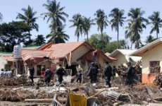 Philippines prepares for mass burial of storm victims