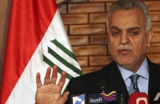 Iraqi government calls for arrest of its own vice-president