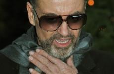 George Michael thanks hospital for 'saving my life'