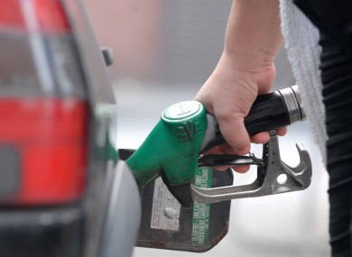 The cost of petrol is up by 1.4c per litre, and diesel by 1.6c per litre, after the hike in carbon taxes was voted through last night.