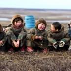 Life behind the polar circle. Image by Aleksandr Romanov/National Geographic Photo Contest.
