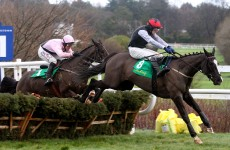Unaccompanied claims the Festival Hurdle for Weld