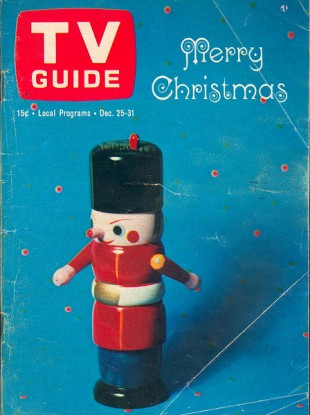 A TV Guide from 1965.