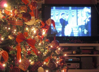 christmas tv for every mood thejournalie - Christmas Tv Decoration