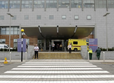 St Vincent's University Hospital (File photo)