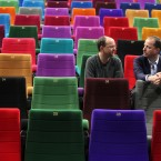 Element Pictures co-directors Ed Guiney and Andrew Lowe. Pic: Stephen Kilkenny/LightCurvePhoto.com