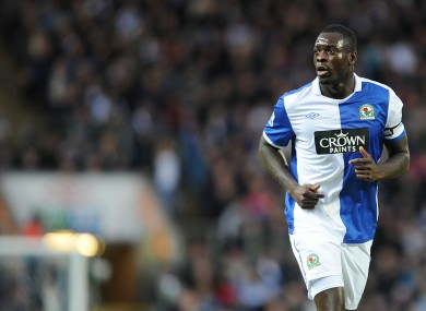 Chris Samba: I want a divorce.