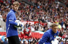 'De Gea can replace me… in ten years' – Anders Lindegaard