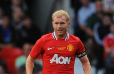Scholes prepared to come out of retirement – report