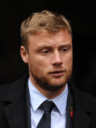 Flintoff enjoyed a hugely successful career in cricket.