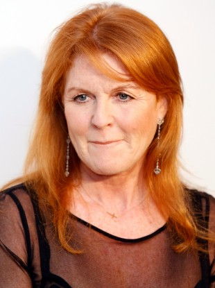 Sarah Ferguson, pictured at an event in London last November