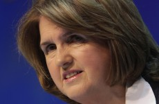 Burton insists: 'Nobody is talking about a second bailout'