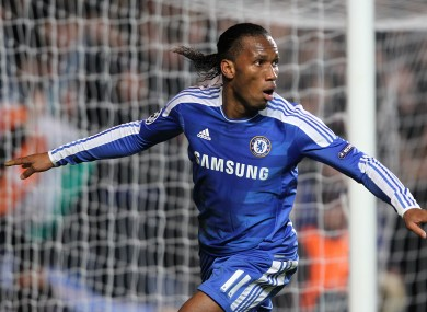 QPR will target Chelsea's Didier Drogba.
