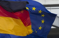 Euro nears 12-month low after poor demand at German auction