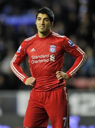 Suarez will begin serving his ban tonight as Liverpool meet Manchester City.