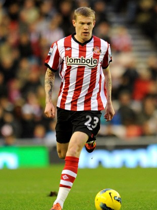McClean has impressed for Sunderland this season.
