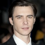 Harry Lloyd plays a young Denis Thatcher.