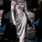 Emilia Fox arriving at the European Premiere of The Iron Lady, at the BFI Southbank, Belvedere Road, London.