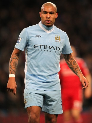 De Jong has been out of favour at the Etihad this season.