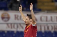Prandelli leaves the door open for Totti's return